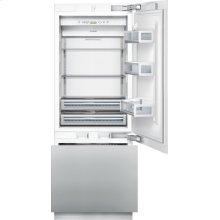 30 inch Custom Panel Built-In Bottom-Freezer T30IB800SP