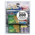 "24"" Marvel All Freezer - Stainless Steel Door - Left Hinge Product Image"