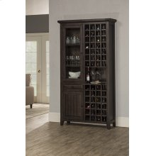 Tuscan Retreat® Tall Wine Storage - Weathered Gray