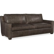 Bradington Young Ward Stationary Large Sofa 8-Way 566-96
