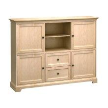Custom Home Storage Cabinet