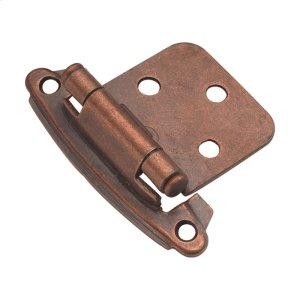 Surface Self-Closing Flush Hinge (2-Pack) Product Image