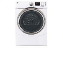 GE® 7.5 cu. ft. capacity frontload dryer with steam