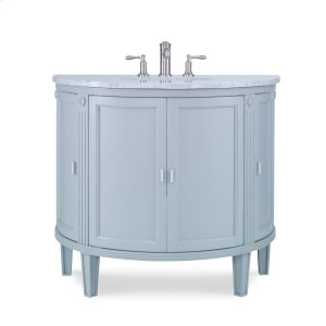Park Avenue Sink Chest - Grey Product Image