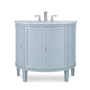 Park Avenue Sink Chest - Grey Product Image