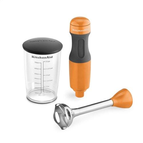 2-Speed Hand Blender - Tangerine