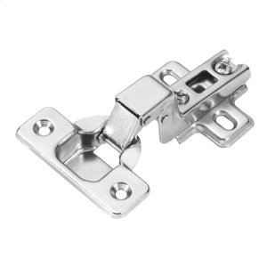 Slide-On Full Inset 105 Degree Frameless Hinge Product Image