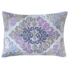 Juliette Pillow, BLUE, 14X20
