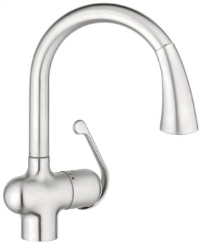 Ladylux Single-Handle Kitchen Faucet Product Image