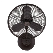 "16"" Hard-Wired Wall Mount Fan"
