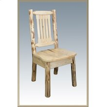 Montana Log Side Chair