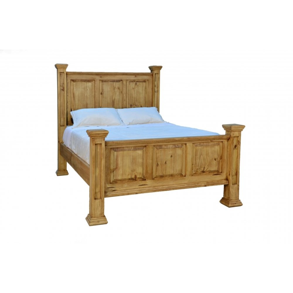 Traditional Oasis King Bed