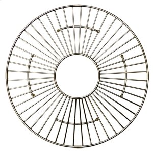 GR914 Bottom Grid in Stainless Steel Product Image