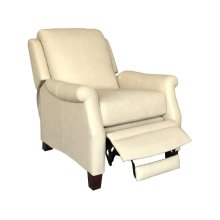 Push Back Recliner Sheldon-Linen