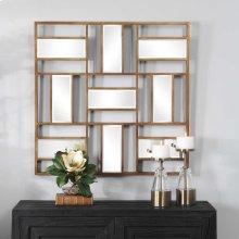 Nadina Mirrored Wall Decor