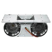 1200 CFM internal blower, Stainless Steel