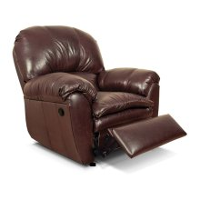 Oakland Leather Swivel Gliding Recliner 720070L