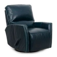 Recliner-Swivel glider