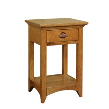 Highlands 1-Drawer Nightstand