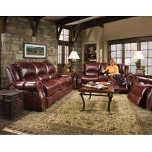 Softie Oxblood Recliner 99901-10