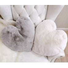 chinchilla pillow heart Rug