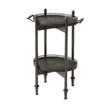 The Armoured Butler Accent Table