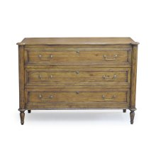Ciborium Chest Of Drawers, Fruitwood