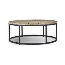 Urban Round Coffee Table 4' - VRU DRW