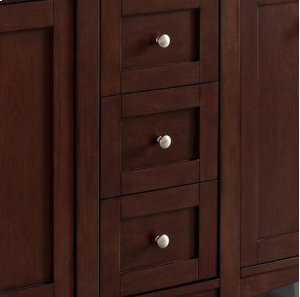 "Shaker Americana 12"" Drawer Bridge - Habana Cherry Product Image"