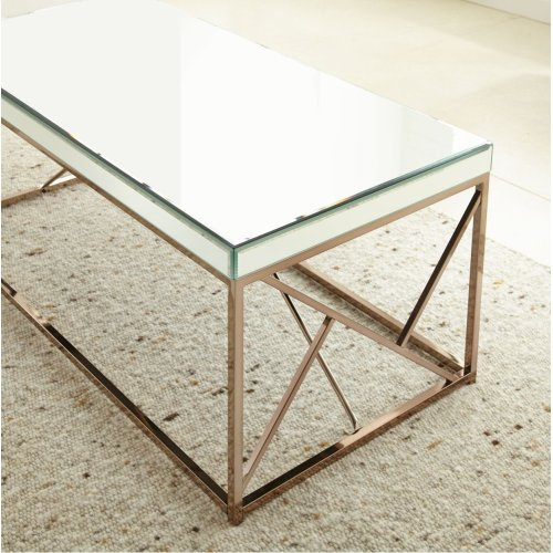 """Evelyn cocktail Table 48'x25""""x19"""""""