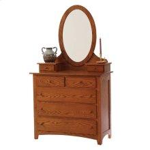 Elizabeth Lockwood Dressing Chest- Mirror