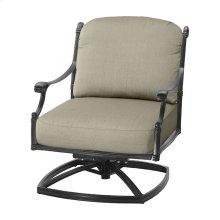 Michigan Cushion Swivel Rocking Lounge Chair