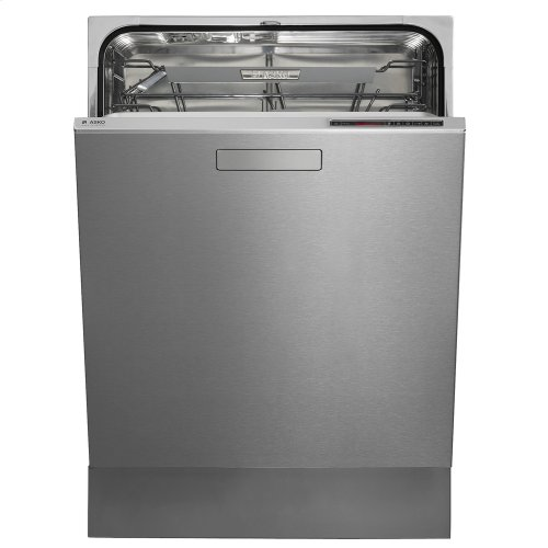 Extra Tall Tub XXL Design in TouchProof Stainless Steel