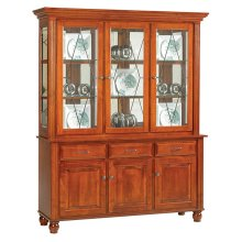 3-Door Hutch & Buffets