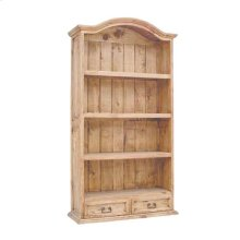 Bookcase W/2 Dwrs