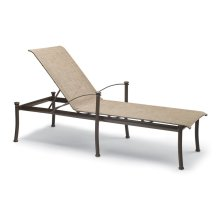 Outdoor Arm Stack Chaise