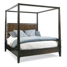 Rosecliff Wood King Bed