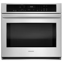"""Monogram 30"""" Electric Convection Single Wall Oven"""