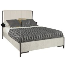 Sierra Heights Queen Upholstered Bed