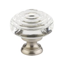 Deco Crystal Knob