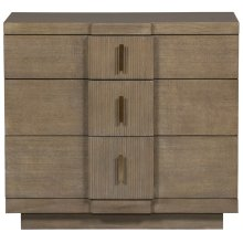 Axis 3-Drawer Chest L100H