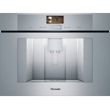 24-Inch Built-In Coffee Machine TCM24RS
