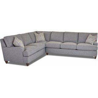 Comfort Design Living Room Joel Sectional C1000 SECT