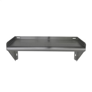 Culinary Equipment pre-assembled stainless steel shelf with a bull nose edge - available in two sizes. Product Image