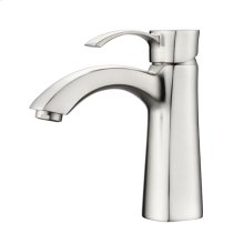 Elyria Single Handle Lavatory Faucet - Brushed Nickel