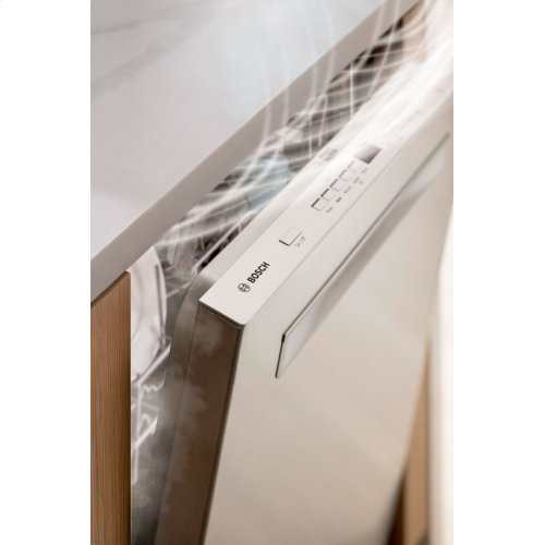 500 Series Dishwasher 24'' Stainless steel - CLEARANCE ITEM