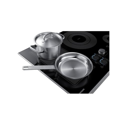 """30"""" Induction Cooktop in Stainless Steel"""