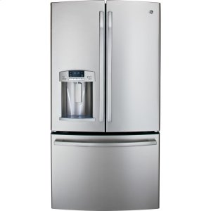 GE® ENERGY STAR® 26.7 Cu. Ft. French-Door Refrigerator Product Image