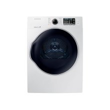 4.0 cu. ft. Electric Dryer in White