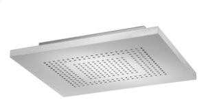 BIG RAIN Rain panel for installation in/under ceiling - polished stainless steel Product Image